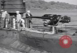 Image of American submarine United States USA, 1948, second 10 stock footage video 65675076227