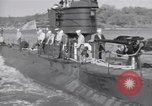Image of American submarine United States USA, 1948, second 11 stock footage video 65675076227