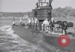Image of American submarine United States USA, 1948, second 12 stock footage video 65675076227