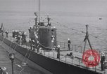 Image of American submarine United States USA, 1948, second 9 stock footage video 65675076228