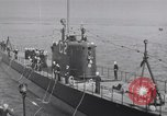 Image of American submarine United States USA, 1948, second 10 stock footage video 65675076228
