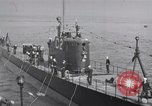 Image of American submarine United States USA, 1948, second 11 stock footage video 65675076228