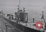 Image of American submarine United States USA, 1948, second 12 stock footage video 65675076228