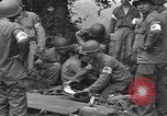 Image of American medics Normandy France, 1944, second 3 stock footage video 65675076254