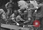 Image of American medics Normandy France, 1944, second 6 stock footage video 65675076254