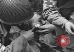 Image of American medics Normandy France, 1944, second 10 stock footage video 65675076254