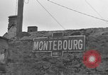 Image of American soldiers Montebourg France, 1944, second 8 stock footage video 65675076256