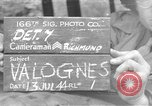 Image of American engineers Valognes France, 1944, second 1 stock footage video 65675076260