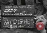 Image of American engineers Valognes France, 1944, second 3 stock footage video 65675076260