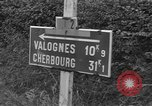 Image of American engineers Valognes France, 1944, second 5 stock footage video 65675076260