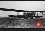 Image of Italian airplane Italy, 1919, second 2 stock footage video 65675076271