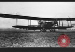 Image of Italian airplane Italy, 1919, second 4 stock footage video 65675076271