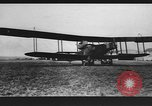 Image of Italian airplane Italy, 1919, second 10 stock footage video 65675076271