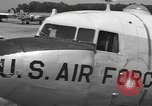 Image of C-47D Skytrain aircraft Alabama United States USA, 1956, second 9 stock footage video 65675076278