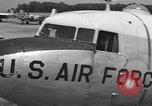 Image of C-47D Skytrain aircraft Alabama United States USA, 1956, second 10 stock footage video 65675076278