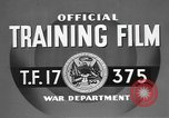 Image of American Army tanks United States USA, 1942, second 3 stock footage video 65675076279