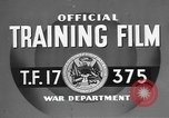 Image of American Army tanks United States USA, 1942, second 5 stock footage video 65675076279