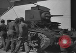 Image of American Army tanks United States USA, 1942, second 7 stock footage video 65675076281