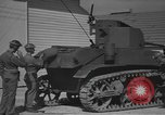 Image of American Army tanks United States USA, 1942, second 11 stock footage video 65675076281