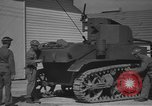 Image of American Army tanks United States USA, 1942, second 12 stock footage video 65675076281