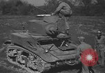 Image of American Army tanks United States USA, 1942, second 2 stock footage video 65675076283