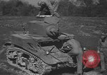 Image of American Army tanks United States USA, 1942, second 3 stock footage video 65675076283