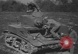 Image of American Army tanks United States USA, 1942, second 4 stock footage video 65675076283