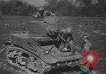 Image of American Army tanks United States USA, 1942, second 5 stock footage video 65675076283