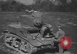 Image of American Army tanks United States USA, 1942, second 6 stock footage video 65675076283