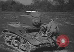 Image of American Army tanks United States USA, 1942, second 7 stock footage video 65675076283