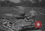 Image of American Army tanks United States USA, 1942, second 8 stock footage video 65675076283