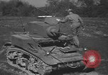 Image of American Army tanks United States USA, 1942, second 9 stock footage video 65675076283