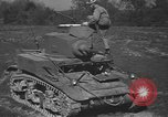 Image of American Army tanks United States USA, 1942, second 10 stock footage video 65675076283