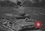 Image of American Army tanks United States USA, 1942, second 11 stock footage video 65675076283