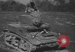 Image of American Army tanks United States USA, 1942, second 12 stock footage video 65675076283