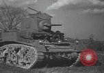 Image of American Army tanks United States USA, 1942, second 3 stock footage video 65675076284