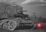 Image of American Army tanks United States USA, 1942, second 4 stock footage video 65675076284