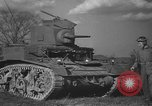 Image of American Army tanks United States USA, 1942, second 6 stock footage video 65675076284