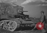 Image of American Army tanks United States USA, 1942, second 7 stock footage video 65675076284
