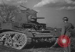 Image of American Army tanks United States USA, 1942, second 9 stock footage video 65675076284