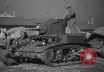Image of American Army tanks United States USA, 1942, second 4 stock footage video 65675076285