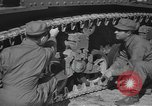 Image of American Army tanks United States USA, 1942, second 10 stock footage video 65675076285