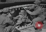 Image of American Army tanks United States USA, 1942, second 12 stock footage video 65675076285