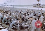 Image of U.S. 11th Armored Division near end of World War II Germany, 1945, second 7 stock footage video 65675076288