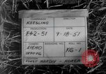 Image of 1st Marine Division Korea, 1951, second 2 stock footage video 65675076302