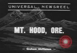 Image of clearing mountain highways Mount Hood Oregon USA, 1939, second 1 stock footage video 65675076315