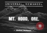 Image of clearing mountain highways Mount Hood Oregon USA, 1939, second 2 stock footage video 65675076315