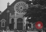 Image of religious ceremonies Baldwin New York USA, 1939, second 5 stock footage video 65675076321
