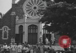 Image of religious ceremonies Baldwin New York USA, 1939, second 6 stock footage video 65675076321