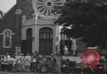 Image of religious ceremonies Baldwin New York USA, 1939, second 7 stock footage video 65675076321
